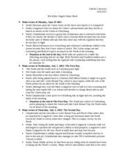 killer angels questions mantle what observations does 5 pages the killer angels study sheet