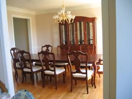 Thomasville Dining Room Chairs Collection Thomasville Cherry Dining Room Set Pictures Home