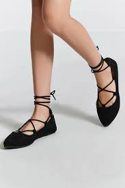 Girls Faux Suede Flats Kids Forever 21 In 2019 Girls
