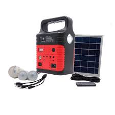 Solar Home Light Set Led Solar Home System And Camping Solar Light With Fm Radio