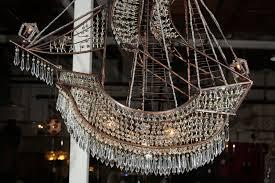 image of crystal acrylic chandelier
