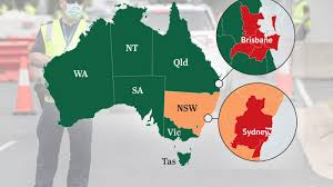 To be eligible for an orange zone permit you must not have been in any other currently listed red zone in the past 14 days and agree to. Coronavirus Nsw Victoria Border Permit Leaves Greater Sydney Residents In The Dark Over Interstate Travel