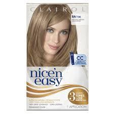 Nice N Easy Light Ash Brown Non Permanent Light Ash Brown Hair Dye Galhairs