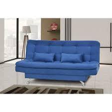 sofa retratil. sof cama salom 3 lugares 185m encosto retrtil espuma d26 e ps de alumino sofa retratil