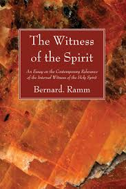 the witness of the spirit com the witness of the spirit