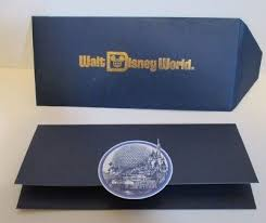 vine walt disney world epcot center gift certificate envelope sleeve