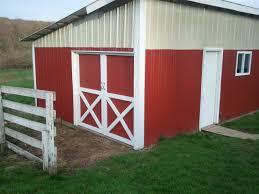 red barn doors. Red Barn Doors T