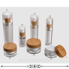 15ml, 30g, 50g, 60ml, 120ml <b>10pcs</b>/lot Empty Arcylic <b>Cosmetic</b> ...