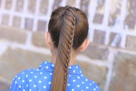 Lace Hair Style lace braided ponytail and updo cute hairstyles cute girls 7058 by wearticles.com
