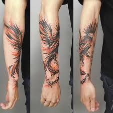 Fénix Tetování Obrázky