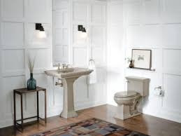bathroom White Wood Floor Tile Bathroom Wooden Dark Hardwood