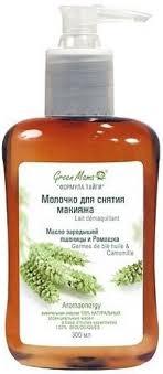 Купить молочко для снятия макияжа <b>GREEN MAMA</b> Масло ...