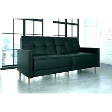 leather euro lounger bonded black futon java sofa bed lifestyle solutions costco brown lounge bro