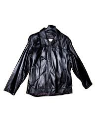 attempting to wash a leather jacket in submerged water can fade the coloring