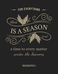Image result for seasons of life bible