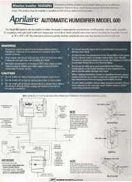 wiring furnace humidifier wiring library wiring diagram for aire 700