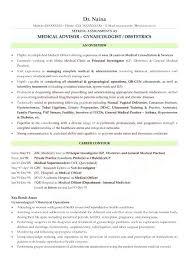 Sample Doctor Resume Junior Doctor Resume Resumes Skills Medical Template Word Format