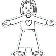 37 Flat Stanley Templates Letter Examples 854706667 Flat