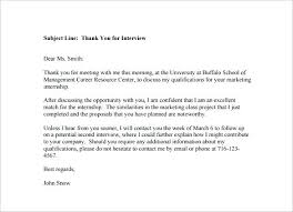 Thank You Email After Interview Doc Excel Free Follow Up Letters For