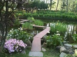 delightful garden bridge ideas