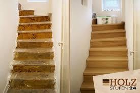 Laminat auf treppe verlegen © dress treppenrenovierungssysteme gmbh. Betontreppe Preisgunstig Verkleiden Holzstufen24