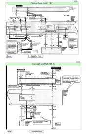 1996 ford windstar v >the radiator cooling fans airconditioning here s the wiring diagram