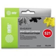 Купить <b>Картридж Canon CLI-521Y</b> PIXMA iP3600/4600/MP540/620 ...
