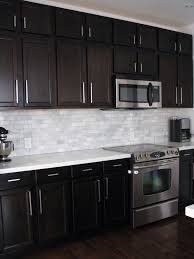 ultimate kitchen cabinets home office house. Dark Cabinets Subway Tile Prepossessing Model Office Or Other Ultimate Kitchen Home House