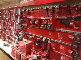 new milwaukee tools. milwaukee tools display new a