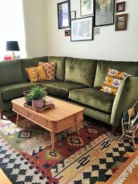 retro living room furniture. Vintage Sofas With Corner Couches Living Room And Scandinavian Teak Furniture Retro N