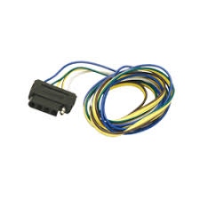 wesbar 2 4 5 way connectors wesbar 4 pin 5 wire Wesbar Wiring Harness #16