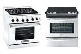 Double Oven Lg Gas Vs Electric Stoves Pros Cons In Gas With Electric