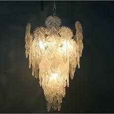 vintage murano glass chandelier vintage glass chandelier vintage murano glass chandelier uk