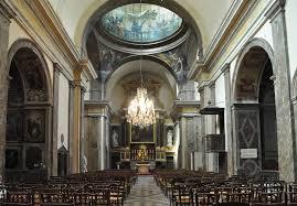 la chapelle de la. La Nef Et Le Chœur De Chapelle Saint-Joseph-des-Carmes