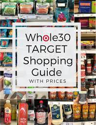 Check spelling or type a new query. Whole30 Target Grocery List With Prices Cook At Home Mom