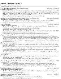 Federal Job Resume Samples. Usa Jobs Resume Example. Examples Of