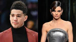 Kendall Jenner and Devin Booker are ...
