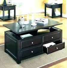 espresso coffee table round espresso e table sets finish threshold espresso marble 3pc coffee table set