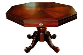 3 in 1 table octagon 48 w per pool in mahogany