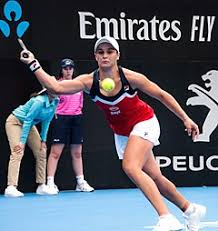 Through her father, barty has ngarigo bloodlines which is something she is proud of and acknowledged publicly. Ashleigh Barty Wikipedia