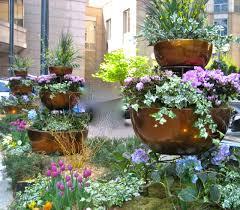 Garden Design Garden Design With Pot Plant Ideas On Pinterest Container Garden Ideas Uk