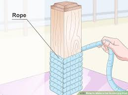 image titled make a cat scratching post step 10