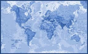 world map wallpaper