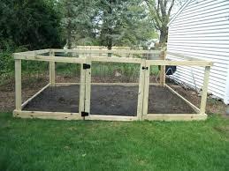 Chicken Fence Ideas Fantastic Vegetable Garden Fence Chicken Wire