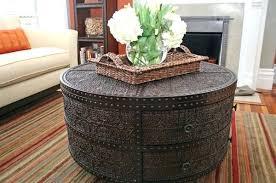 rustic round coffee table round coffee table round coffee tables for a more usable spa on rustic round coffee table