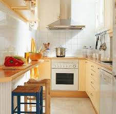 Renovation For Small Kitchens Pictures Of Small Luxury Look Gallery Kitchen Amazing Sharp Home