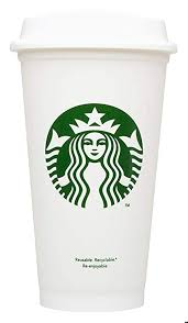Amazoncom Starbucks Reusable Travel Cup To Go Coffee Cup Grande