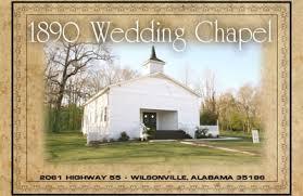 1890 wedding chapel 2061 highway 55