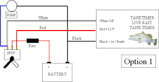 tanktimer keep that bait alive spdt switch circuit diagram wiring diagrams and instructions