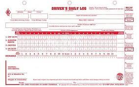 1 of 6 10 pack jj keller duplicate loose leaf log pages driver s daily log book 613